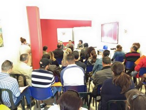 Presentación Banco de Solidaridad La Jábega